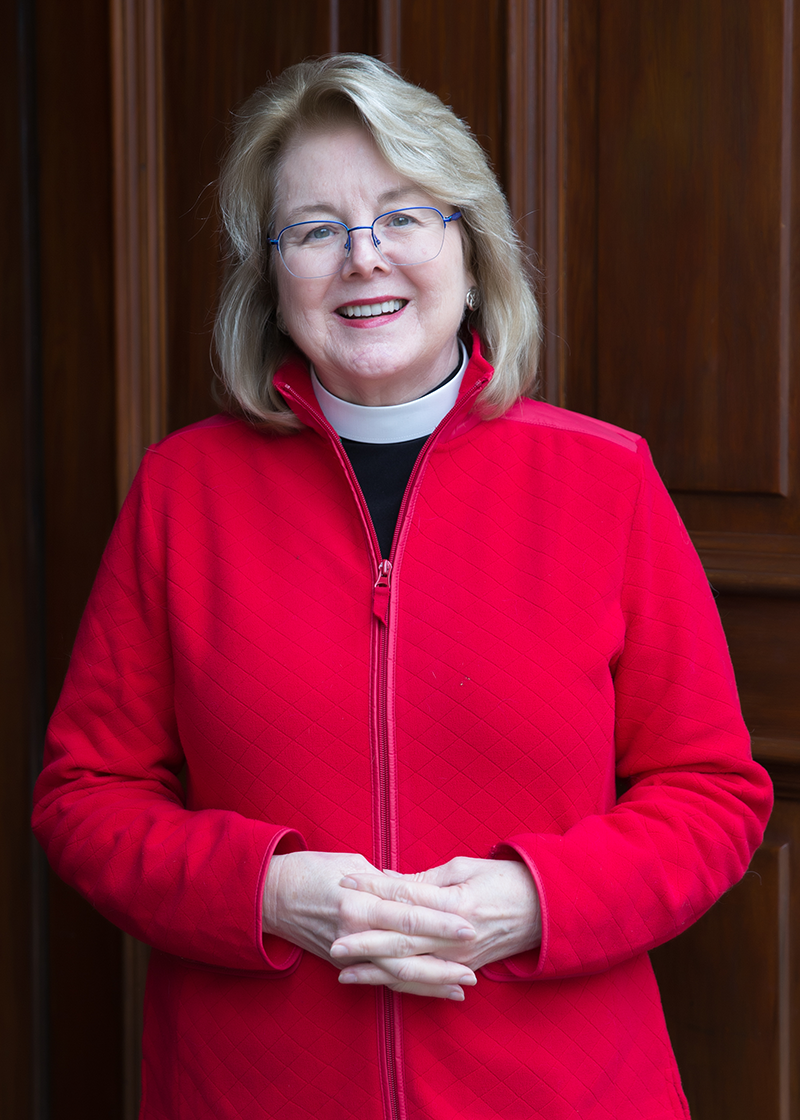 The Rev. Canon Nancy Suellau, Associate Rector