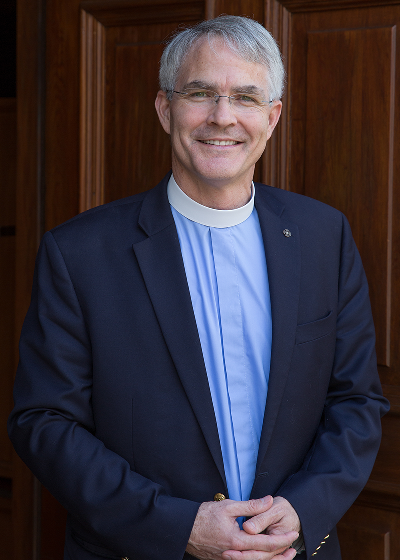The Rev. Thomas P. Murray, Rector